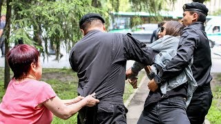 Казахстан: стабильности нет   АЗИЯ