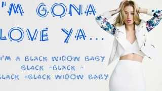 Iggy Azalea - Black Widow ft. Rita Ora Lyrics  HD (Rogue Remix)