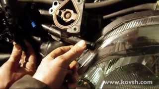 Внимание! Неоригинальные термостаты на Opel Vivaro 2.0 CDTi(Сайт СТО