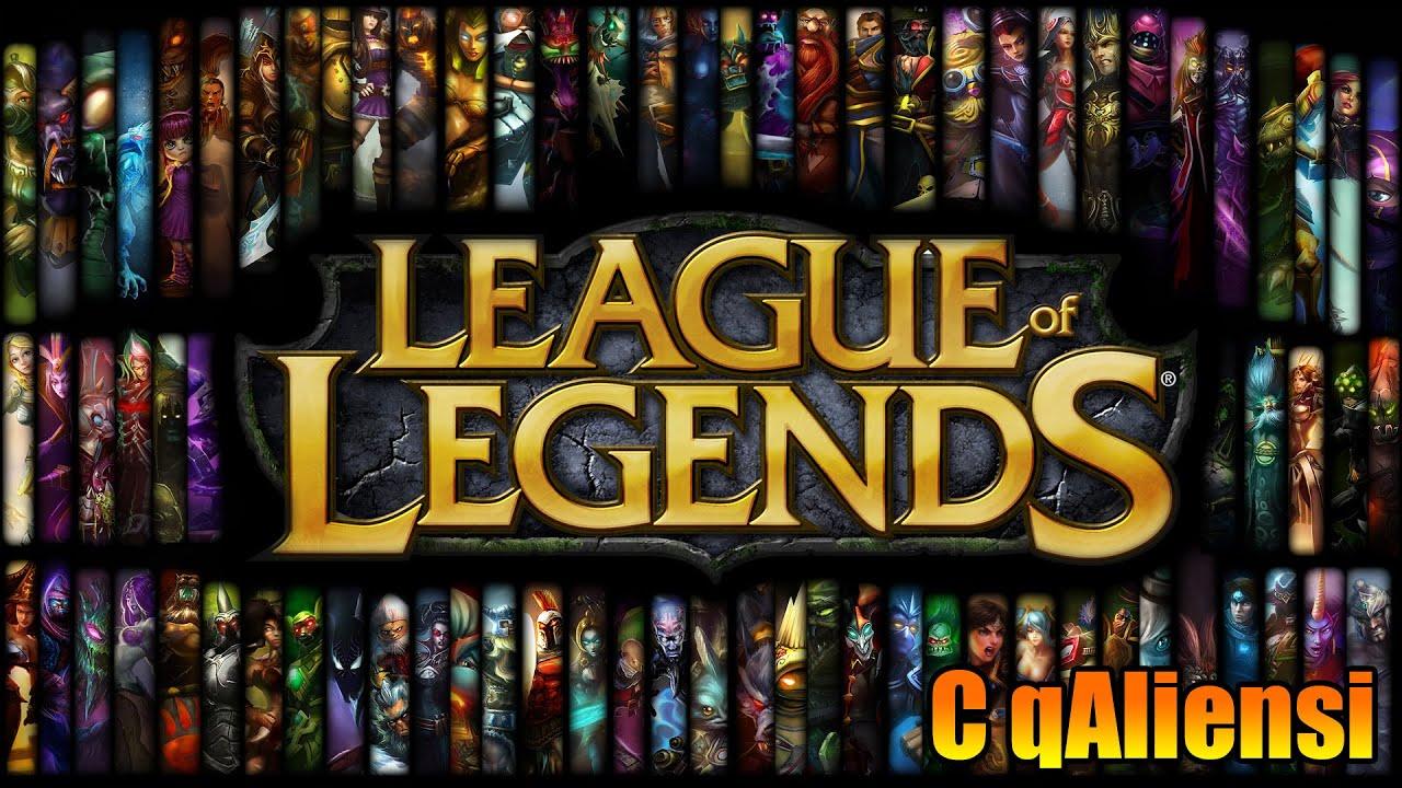 легенд знакомство лига