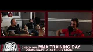 Gracie Jui-Jitsu Black Belt Alex Meadows and Strength Training for MMA - EPISODE 11