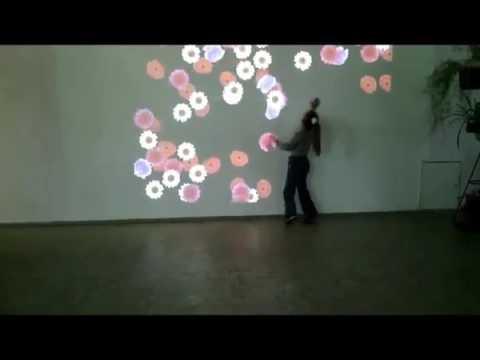 Виртуальные цветы
