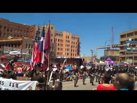 FDT Battle of Flowers Parade 2016