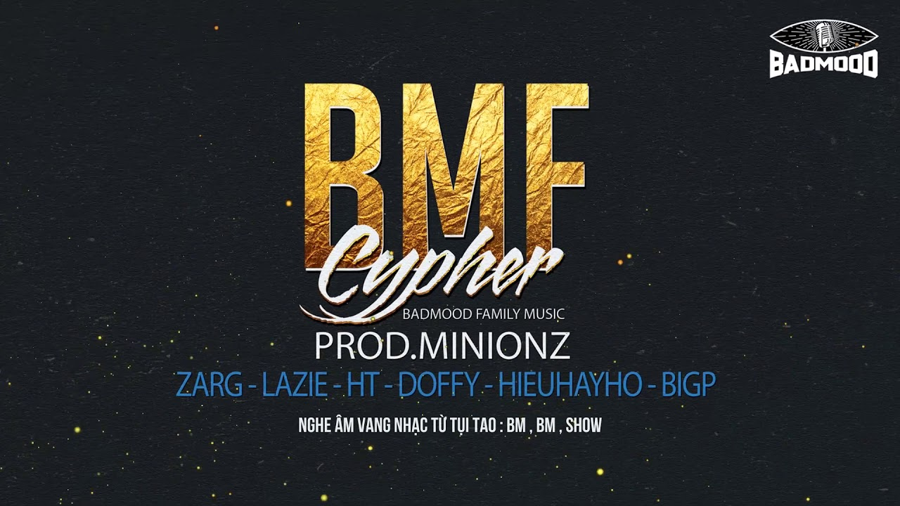 BMF Cypher – BM Family