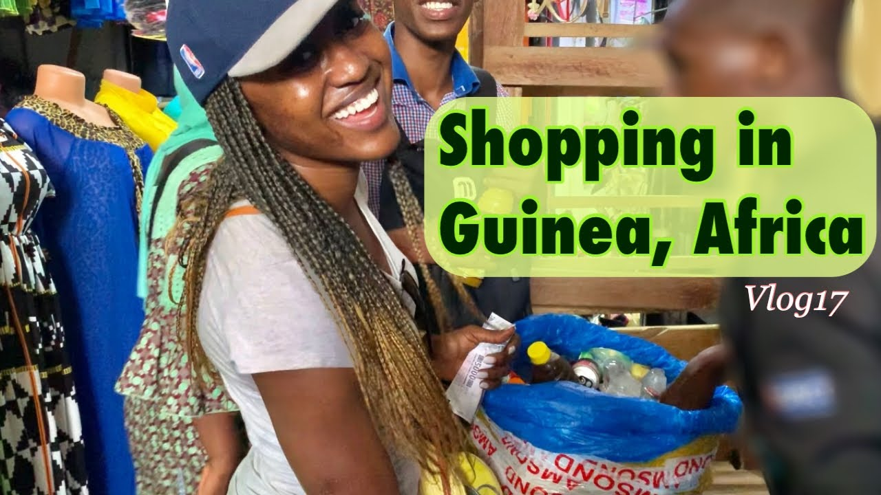 Download How we do our shopping in Guinea / Biggest Market in Conakry / Vlog