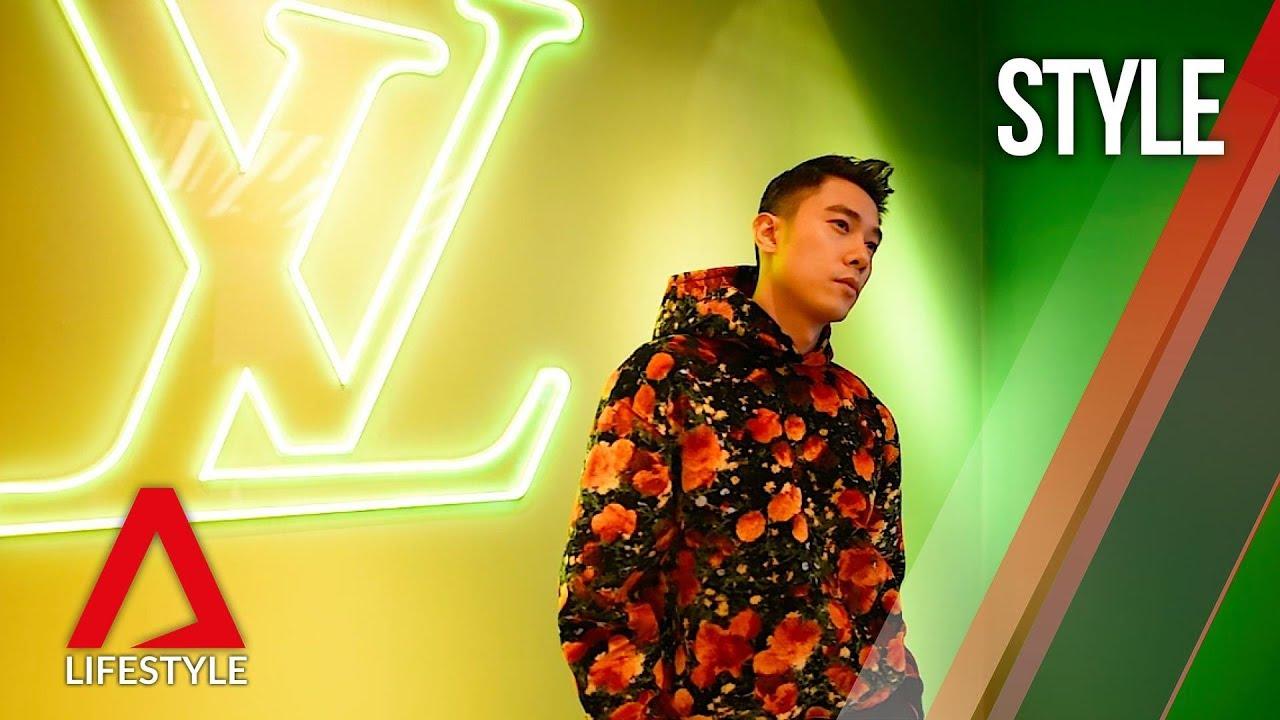 0d1da3e72a Desmond Tan and other Singapore stars descend on Louis Vuitton's ode ...