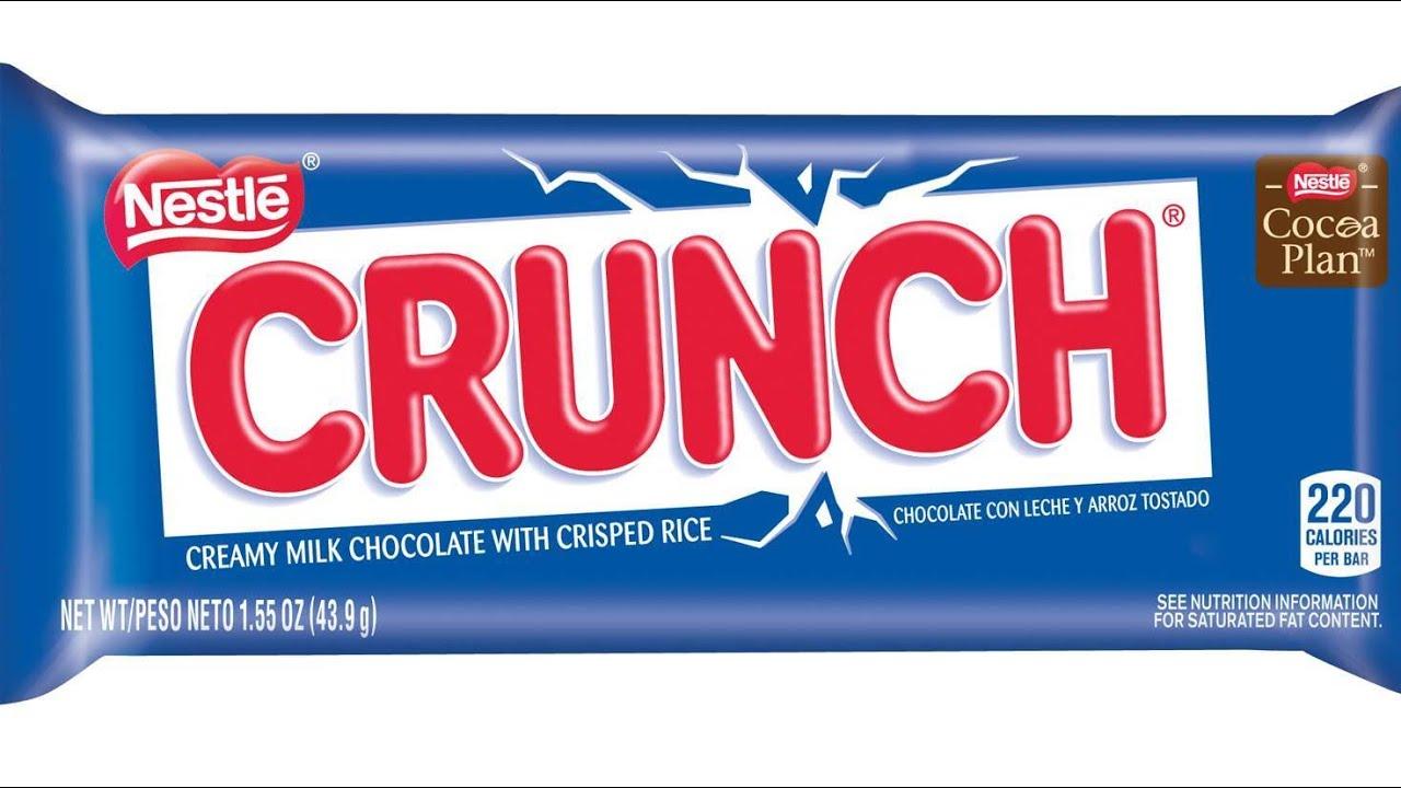 Nestle crunch meme - YouTube