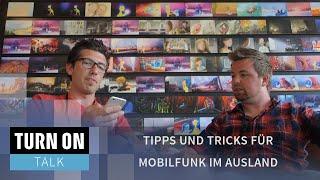 Tipps für Mobilfunk im Ausland - TALK - 4K
