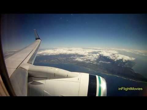 Alaska Airlines 851 - Seattle to Honolulu - Jan 12, 2015