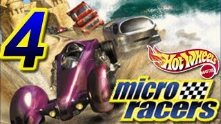 Let's Play Hot Wheels: Micro Racers, ep 4: An unfortunate run-in