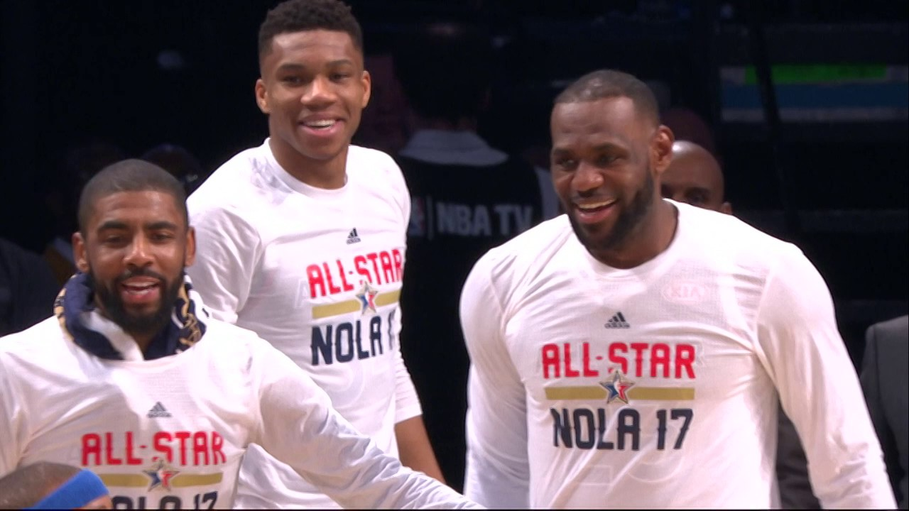 a540fa8b3cfe Best Reactions From The All-Star Game