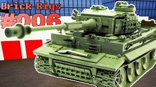 BRICK RIGS MULTIPLAYER #006 LEGO Panzer Duell in LEGO City 🐲 Let