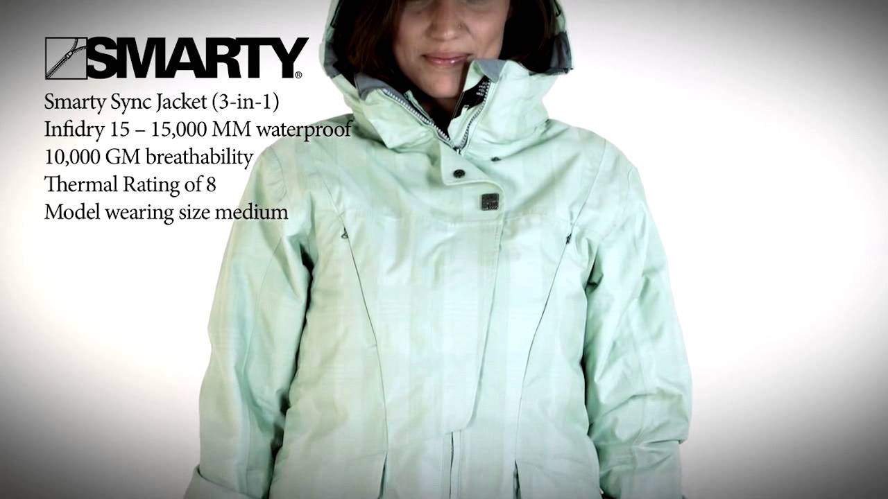686 Smarty Sync Womens Snowboard Jacket 2013