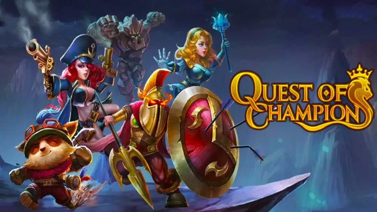 Quest of Champions Android Gameplay (Beta Test)