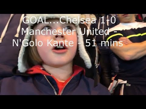 Chelsea v Manchester United | FA Cup Quarter Final | Stamford Bridge | Match Day Vlog | 13.03.2017