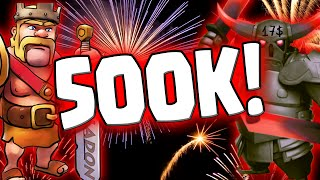 Clash of Clans Attacks Celebrates 500K - Q&A - Flashback - Giveaway!