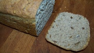 Sour Dough, Oatmeal Bread Chef John 4/5  The Ghetto Gourmet Show Ii