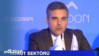 Akzirve Gayrimenkul CEO'su Sn. İbrahim Maasfeh CNNTürk Özel Sektör Programına katıldı.