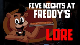 LORE - Five Nights at Freddy's Lore in a minute!