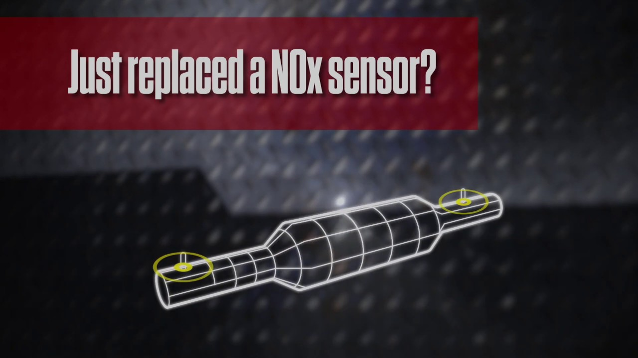 How to Reset a Mercedes-Benz Sprinter NOx Sensor | Snap-on Tools