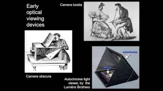 History of Photography: Prologue - Camera Lucida