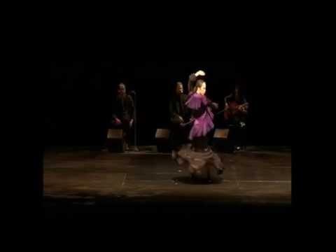 TARANTO, CAF concurso de arte flamenco final Danzatakara.