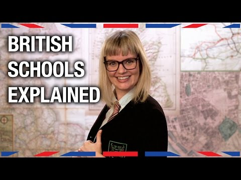 British Schools Explained - Anglophenia Ep 25
