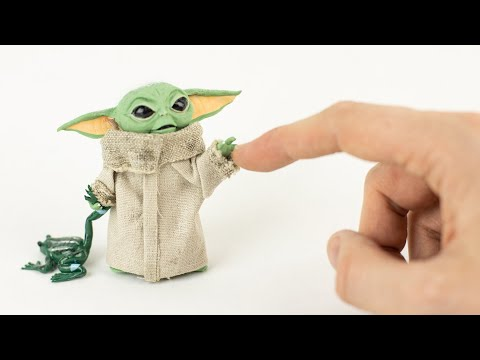 i-made-baby-yoda-with-clay-&-fabric-(the-mandalorian)
