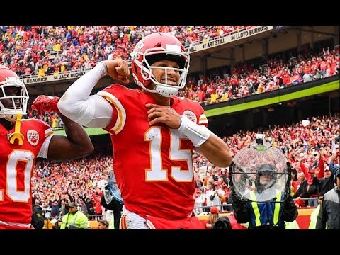 Patrick Mahomes – Best Arm In The NFL [Highlights]