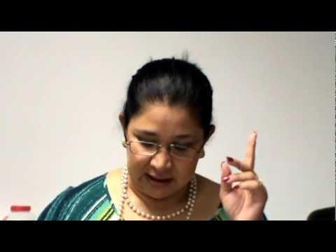Marisa Jiménez Dir. de Rel. Púb. de Sectur; Explica II MIW 2013