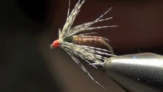 Soft Hackle Pheasant Tail Fly Tying Directions - OLD VIDEO