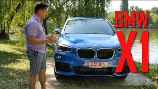 REVIEW BMW X1- Cavaleria.ro