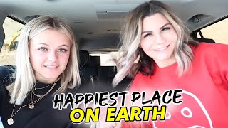 Going To The Happiest Place On Earth | The LeRoys