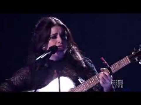 Karise Eden - Hallelujah (Live Show)