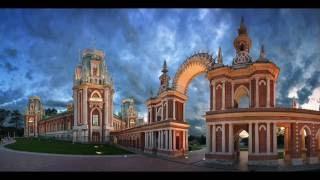 видео Государственный музей–заповедник «Царицыно», парковый ансамбль, история
