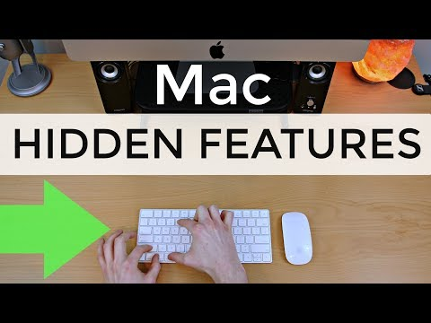 12 Mac Hidden Features You NEED to Be Using