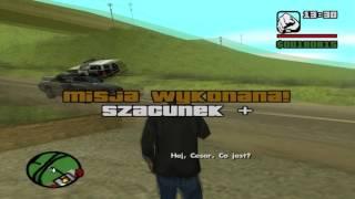 """Zagrajmy w GTA: San Andreas cz. 14 """"Dzień turysty"""""""