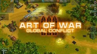 Art of War 3 Global Conflict Gameplay