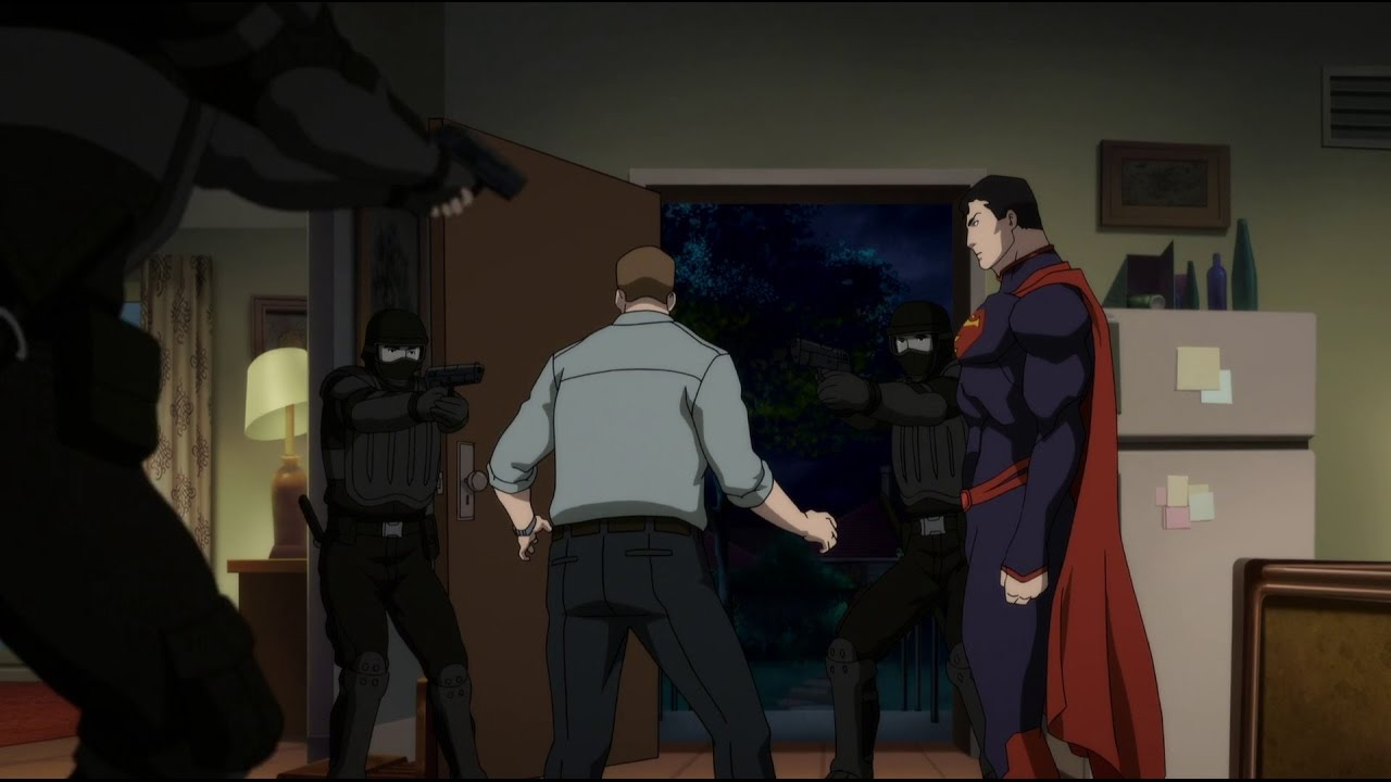 Download Justice League Dark The Beginning 2017 1080p HD