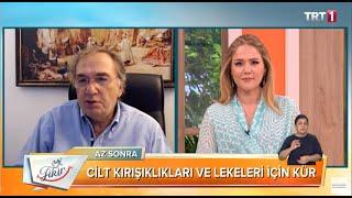 Cilt için Kolajenin Önemi Nedir?  | Roza | Egzama | Trt-1 İyi Fikir | Prof. Saraçoğlu  | 15.05.2020