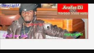 arafat dj désormais yôrôbo 5500 volts en studio avec champy kilo thumbnail