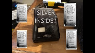 Scrapping an Antenna Rotor for Silver, Brass, and Aluminum! -Moose Scrapper #282