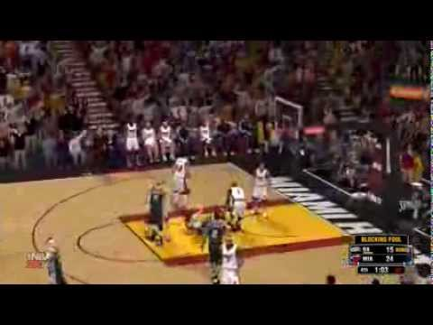 NBA 2K14 PC Gameplay *HD* 1080P Max Settings