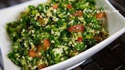 Tabbouleh Recipe (Salad)