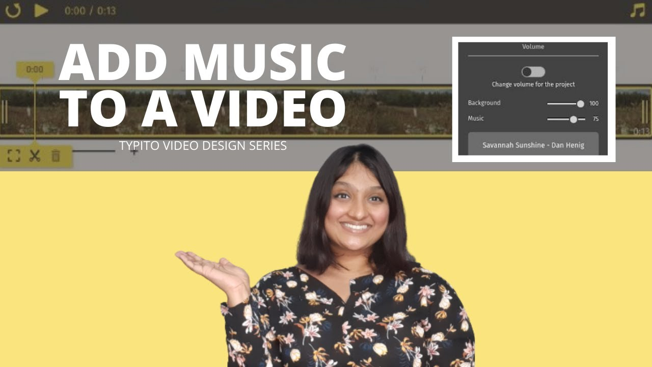 How To Add Music To Video Online 2020 Youtube