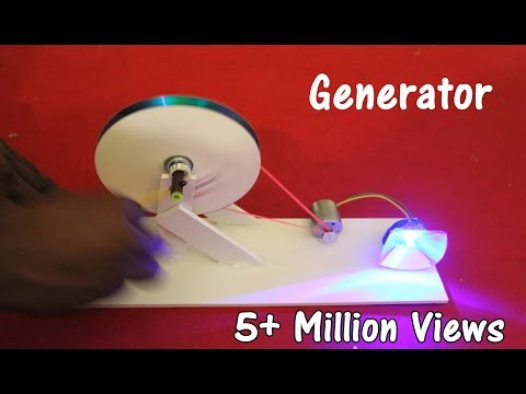 how-to-make-a-generator-at-home---easy