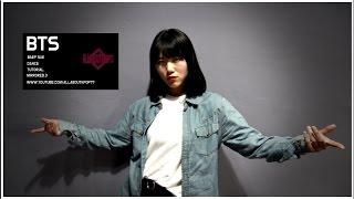 방탄소년단 뱁새 안무 배우기 거울모드 bts baepsae dance tutorial mirrored 3