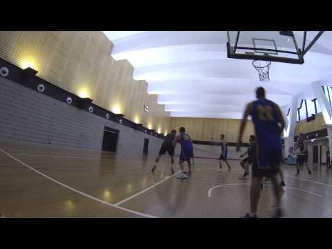 UTS vs University of Sydney Basketball Trial Match