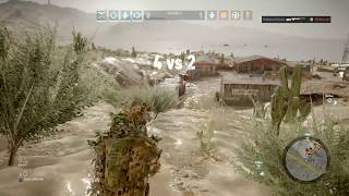 New Sharpshooter class kills entire team - Ghost Recon Wildlands