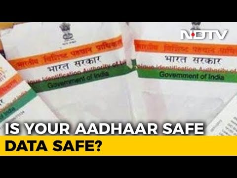Despite Laws, No Action Against Government Agencies Displaying Aadhaar Data